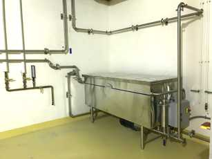 Equipment in the Creamery