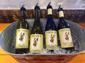 Bucket-O-Wine!
