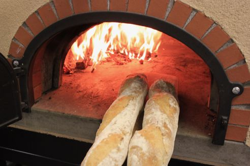 Baguettes from the Oven