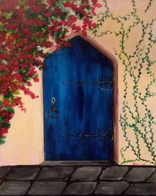 June Paint & Sip