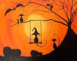 October Paint & Sip