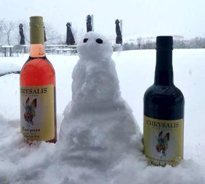 Snowman Wines!