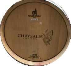 Chrysalis Vineyards Barrel Head