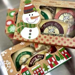 Cheese Holiday Box