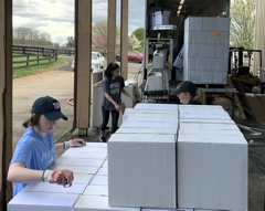Bottling Our Wines