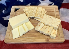 Cheese for the 4th of July