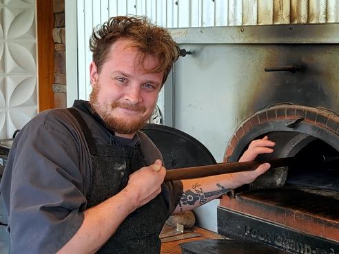 Chef Keaton Beus