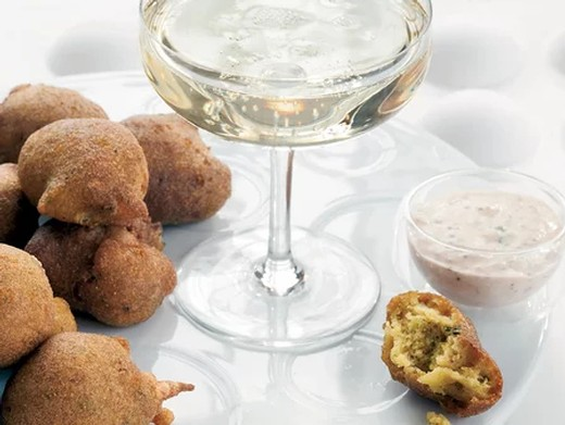 Hush Puppies with Remoulade - 2018 Buttorfleoge